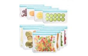 wattne reusable sandwich & snacks bags