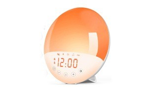 yostyle wake up light alarm clock