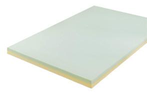 zinus 3 inch green tea memory foam mattress topper