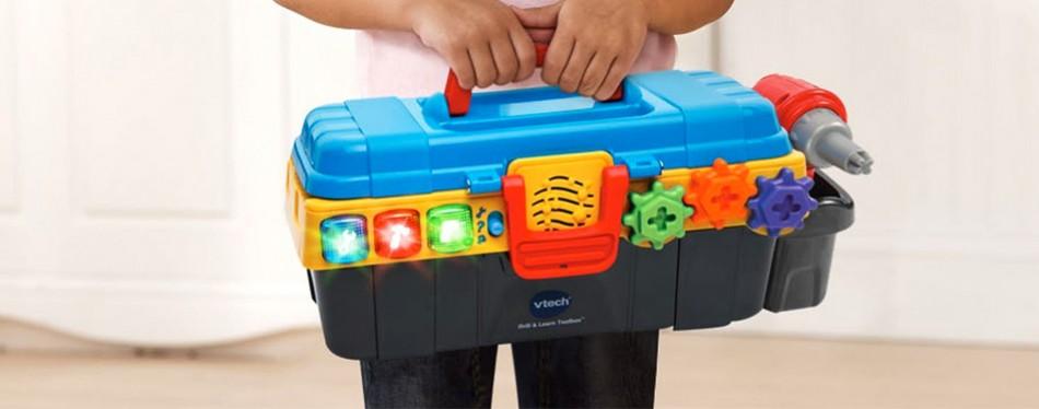 VTech Drill & Learn Toolbox