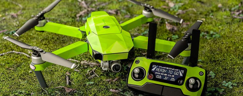 Venom Drone Accessories Decal Stickers Kit