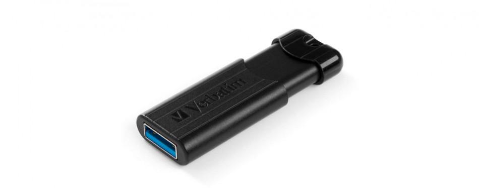 Verbatim Pinstripe Retractable USB 3.0