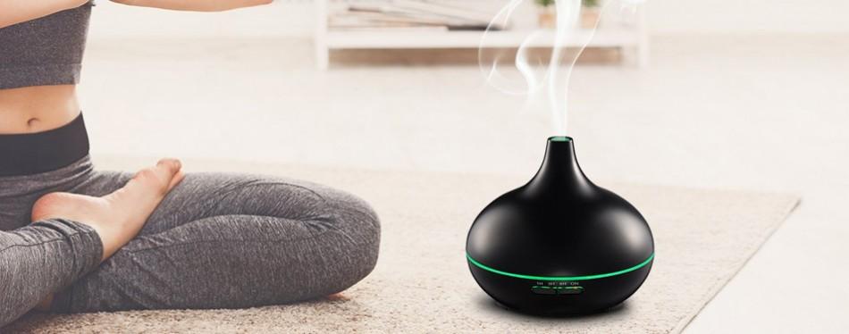 VicTsing Aromatherapy Carbon Fiber Bulb