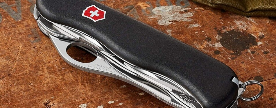 Victorinox 54874 Trekker Swiss Army Knife