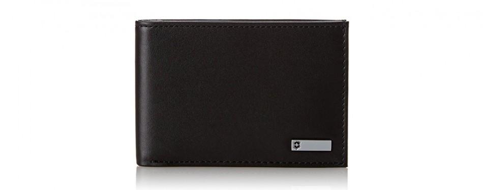 Victorinox Men's Altius Bi-Fold Front Pocket Wallet