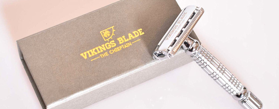 Vikings Blade - The Chieftain Safety Razor