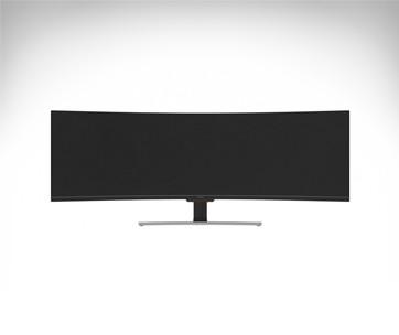 "Viotek SUW49C 49"" Super Ultrawide Curved HDR Gaming Monitor"