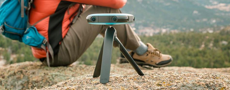 Vuze 3D 360 4K VR Camera