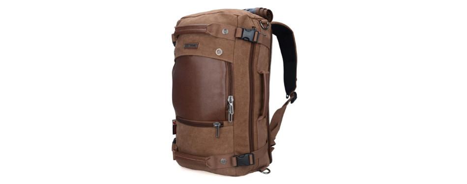 WITZMAN Men Travel Backpack