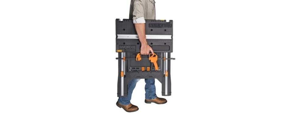 WORX Pegasus Multi-Function Portable Workbench
