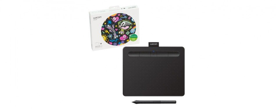 wacom intuos wireless graphic tablet