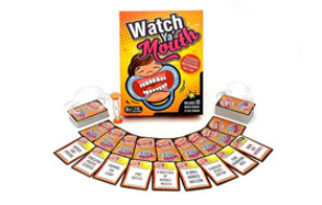 Watch Ya Mouth Family Board Game