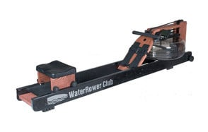 WaterRower Club Wooden Rowing Machine