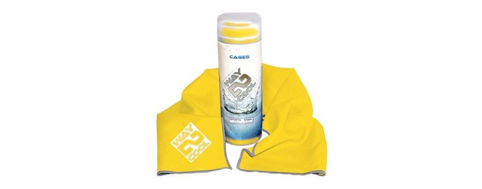 Way 2 Cool Elite Microfiber Cooling Towel