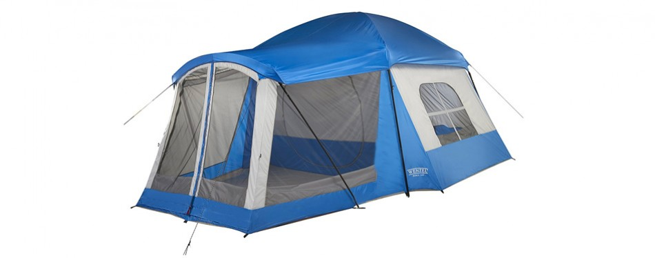 Wenzel Eight-Person Klondike Blow-Up Tent