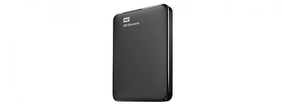 Western Digital Elements Portable External Hard Drive