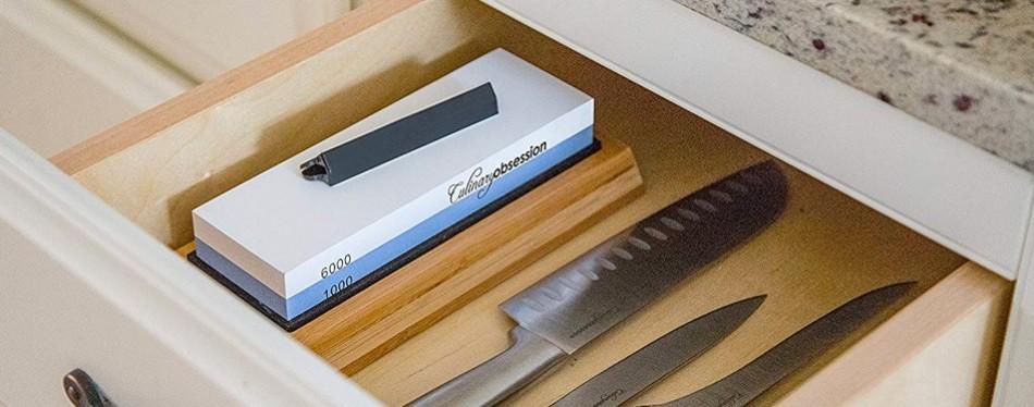Whetstone 2 Sided Professional Sharpener