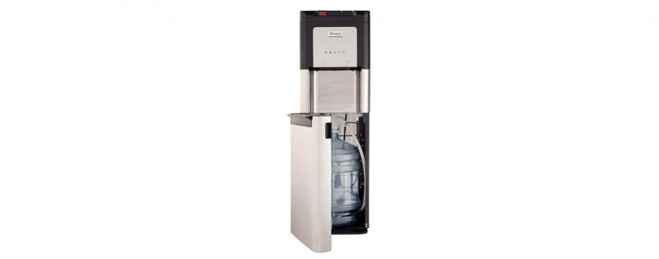 Whirlpool Self-Cleaning Stainless Steel Electric Water Cooler