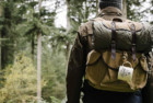 Wild And Wolf Gentleman's Camping Mug