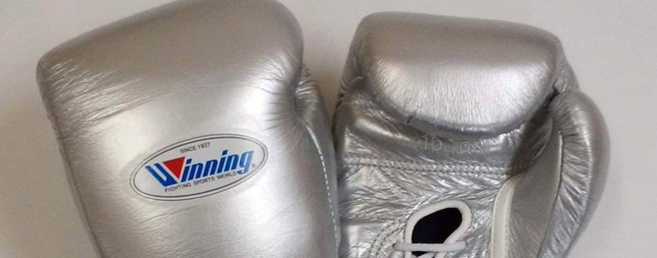 Winning Training Boxing Gloves