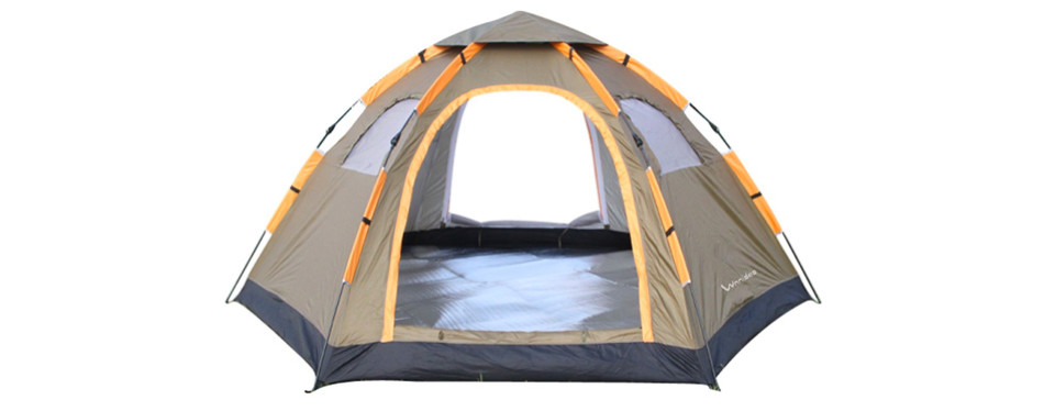 Wnnideo Automatic Instant Blow-Up Tent