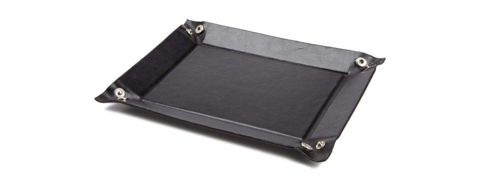 Wolf Heritage Coin Valet Tray