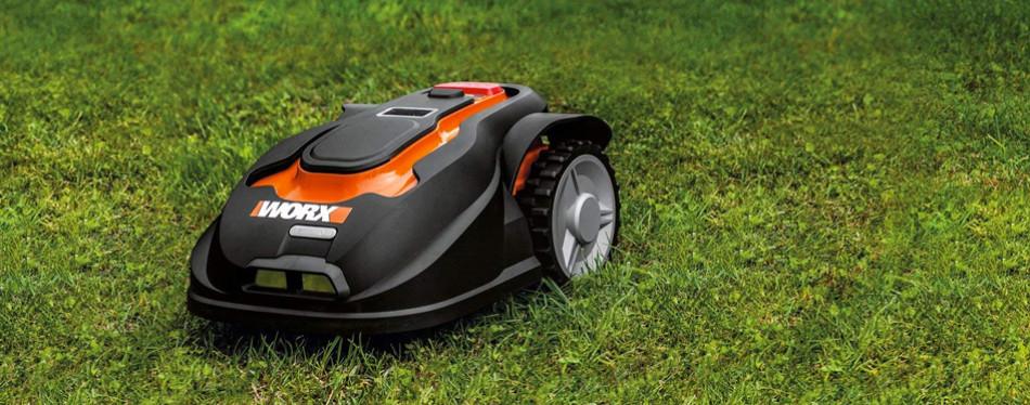 Worx Landroid Pre-Programmed Robot Lawn Mower