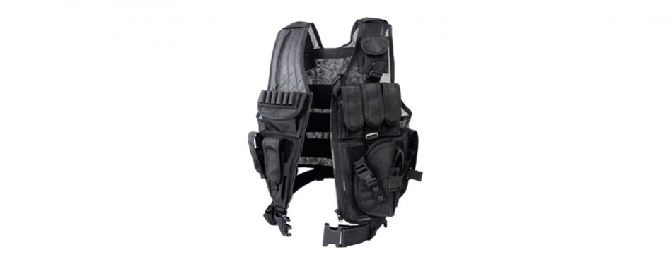 YAKEDA Tactical CS Tactical Vest