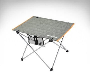Yahill Roll Up Camping Table
