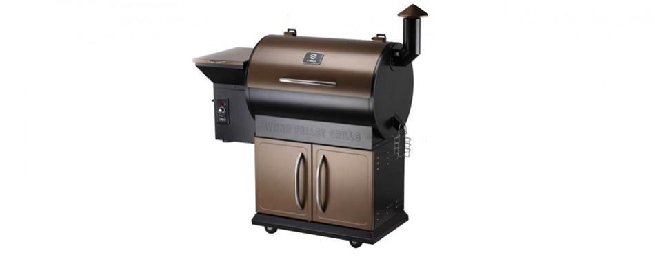z grills zpg wood pellet smoker