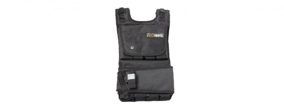 ZFOsports Adjustable Vest