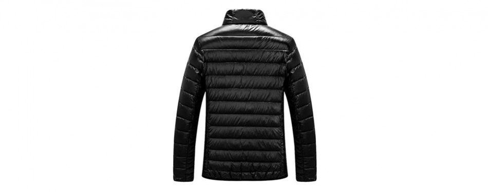 ZSHOW Men's Lightweight Packable Down Jacket