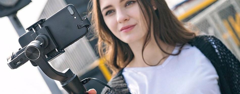 Zhiyun Smooth-Q 3-Axis Handheld Smartphone Gimbal