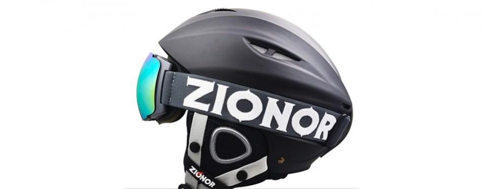 Zionor Lagopus H1 Ski Helmet