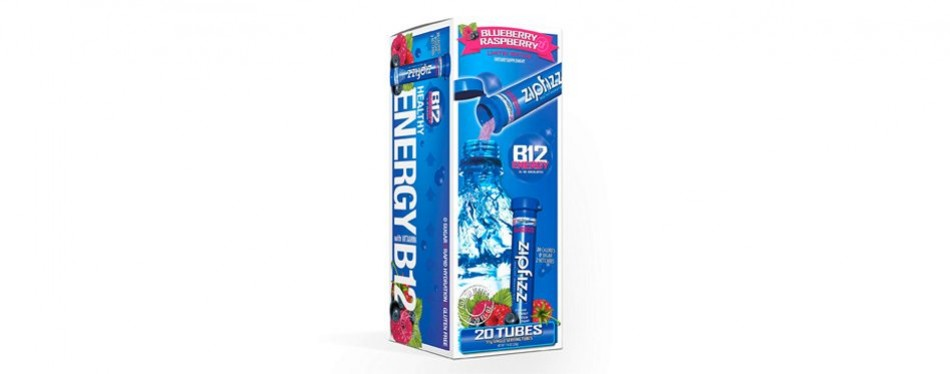 Zipfizz Healthy Energy Drink Mix