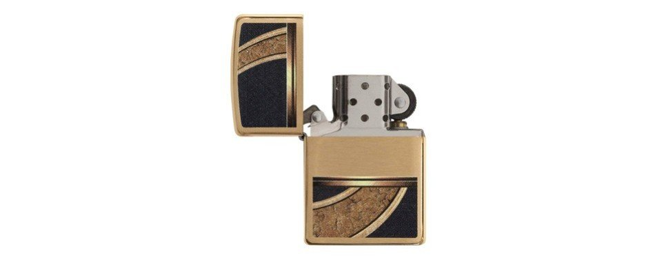 Zippo Luxury 3 Brush Lighter