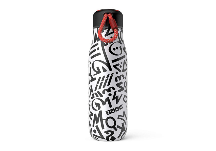 Zoku Vacuum Insulated Water Bottle