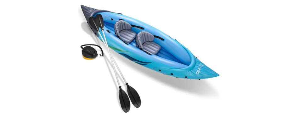 Ztotop 2-Person Inflatable Kayak