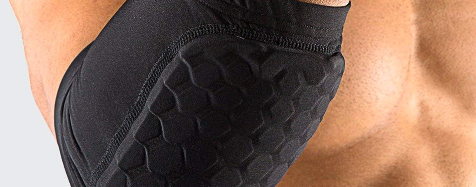mcdavid 6440 hex knee pads/ elbow pads/ shin pads