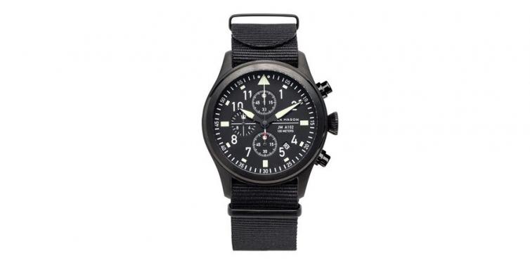 A102 Aviator Chronograph Watch