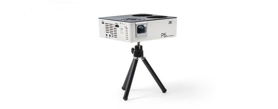 aaxa p6 mini led projector