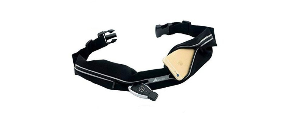 abeter pocketed running belt