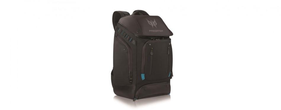 acer predator utility rolltop backpack