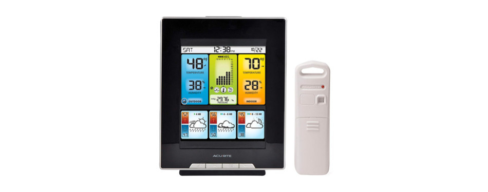 acurite 02007 digital home weather station