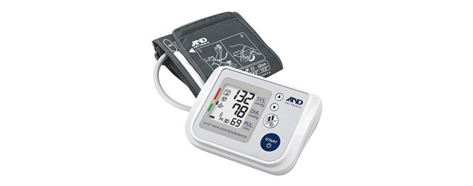 a&d medical multi-user blood pressure monitor