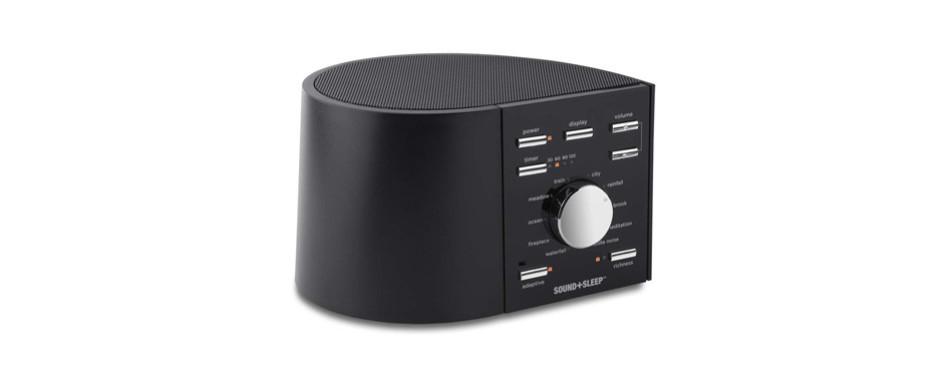 adaptive technologies sound and sleep machine