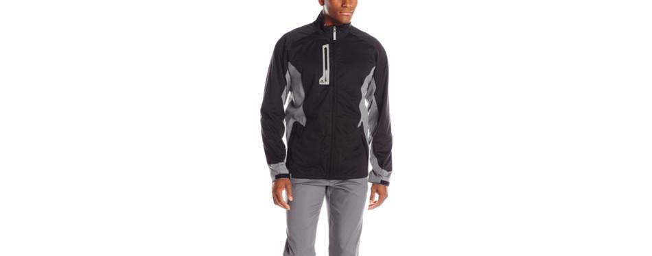 adidas golf climaproof advance rain jacket