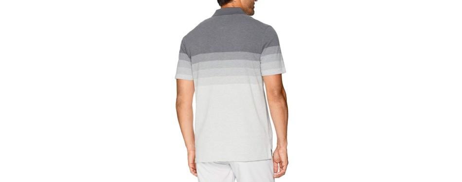 adidas gradient stripe pique