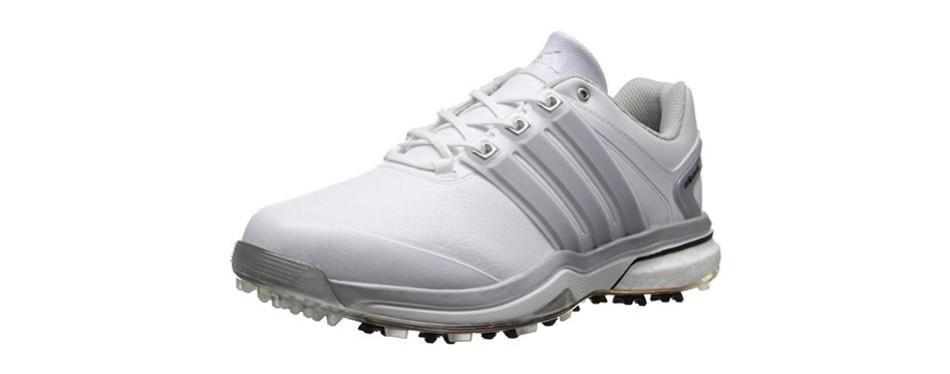 adidas men's adipower boost golf shoe