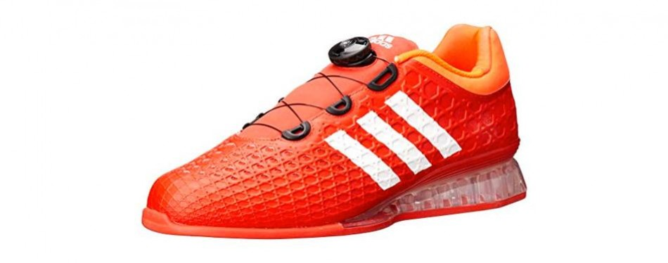 adidas men's lesitung 16 weightlifting shoes